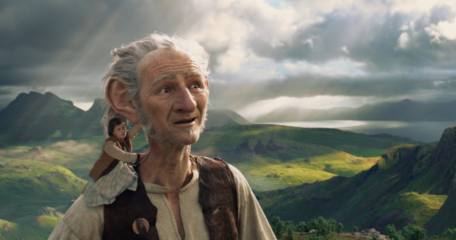 Watch The BFG full movie online